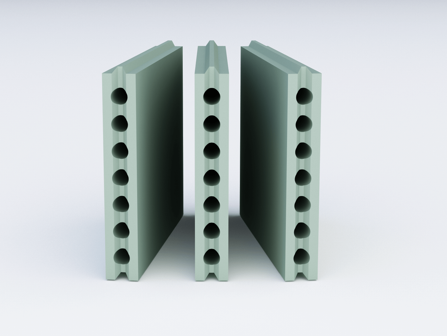 водостойкие блоки